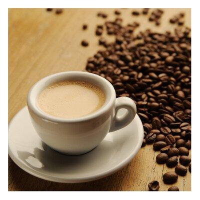 PPS. Imaging GmbH Tapete Espresso & Beans II 336 cm H x 336 cm B