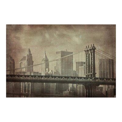 PPS. Imaging GmbH Tapete Vintage New York City 225 cm H x 336 cm B