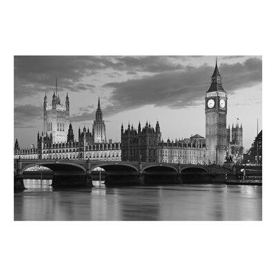 PPS. Imaging GmbH Tapete London bei Nacht II 225 cm H x 336 cm B