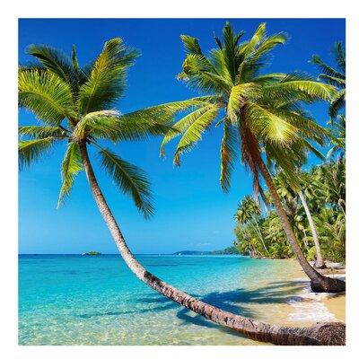 PPS. Imaging GmbH Tapete Beach of Thailand 288 cm H x 288 cm B