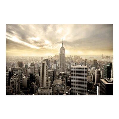 PPS. Imaging GmbH Tapete Manhattan Dawn 190 cm H x 288 cm B