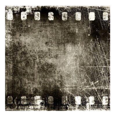 PPS. Imaging GmbH Tapete Vintage Film 192 cm H x 192 cm B