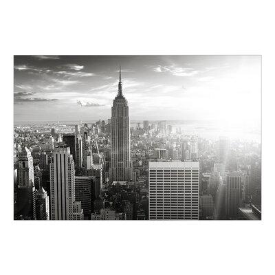 PPS. Imaging GmbH Tapete Manhattan Skyline 225 cm H x 336 cm B
