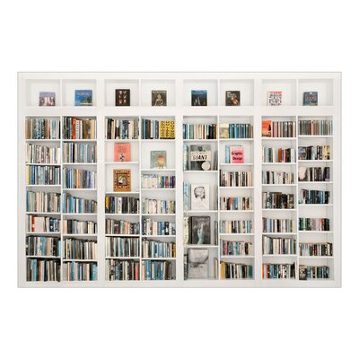 PPS. Imaging GmbH Tapete My Private Library 320 cm H x 480 cm B
