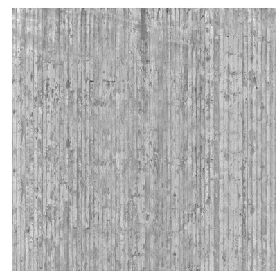 PPS. Imaging GmbH Tapete Betonoptik 192 cm H x 192 cm B