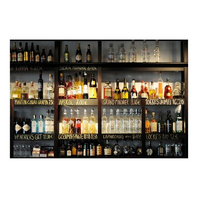 PPS. Imaging GmbH Tapete Drink Lovers Bar 225 cm H x 336 cm B