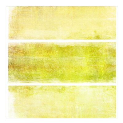 PPS. Imaging GmbH Tapete Colour Harmony Yellow Uni 240 cm H x 240 cm B
