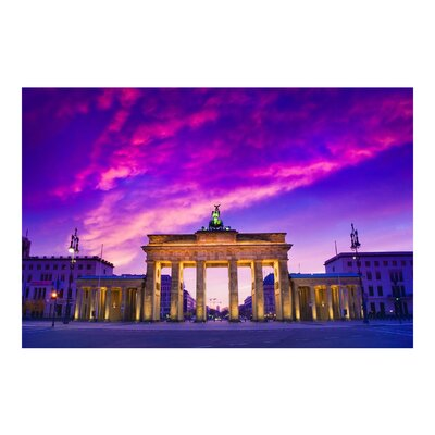 PPS. Imaging GmbH Tapete Das ist Berlin! 320 cm H x 480 cm B