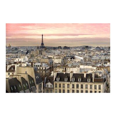 PPS. Imaging GmbH Tapete Paris hautnah 225 cm H x 336 cm B
