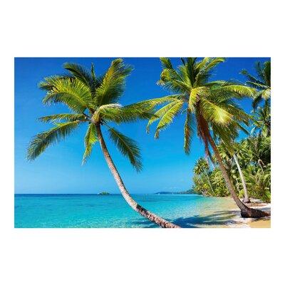 PPS. Imaging GmbH Tapete Beach of Thailand 290 cm H x 432cm B