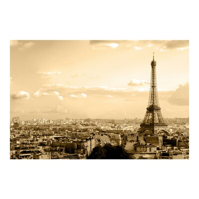 PPS. Imaging GmbH Tapete I Love Paris 190 cm H x 288 cm B