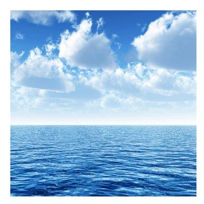 PPS. Imaging GmbH Tapete Shining Ocean 192 cm H x 192 cm B