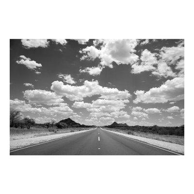 PPS. Imaging GmbH Tapete Route 66 II 190 cm H x 288 cm B