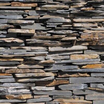 PPS. Imaging GmbH Tapete Graphite Stones 288 cm H x 288 cm B