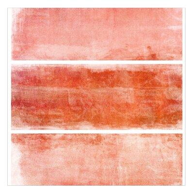 PPS. Imaging GmbH Tapete Colour Harmony Red Uni 192 cm H x 192 cm B