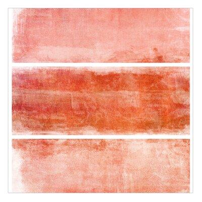 PPS. Imaging GmbH Tapete Colour Harmony Red Uni 288 cm H x 288 cm B