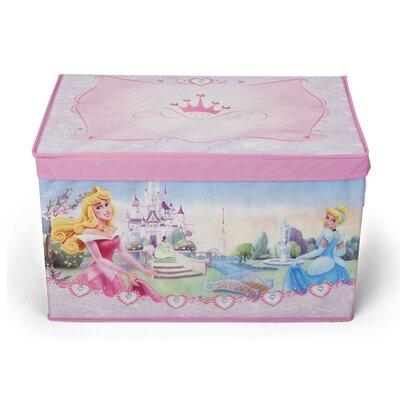 Delta Children Spielzeugtruhe Prinzessin