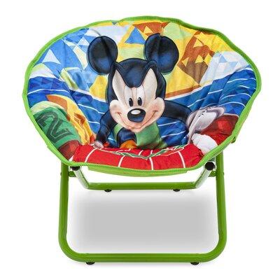 Delta Children Kinder Camping Stuhl Micky Maus
