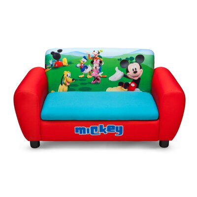 Delta Children Kinder Sofa Micky Maus