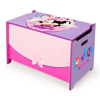 Delta Children Spielzeugtruhe Minnie Maus