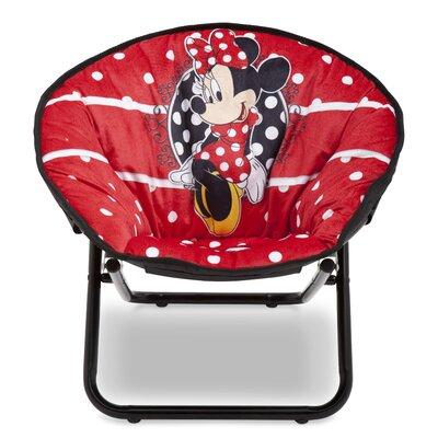 Delta Children Kinder Camping Stuhl Minnie Maus