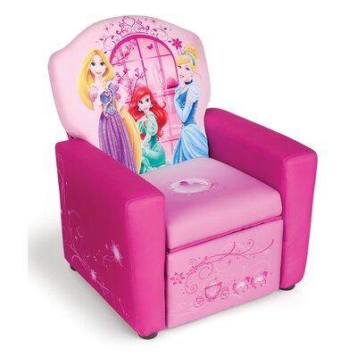 Delta Children Kinder Clubsessel Prinzessin