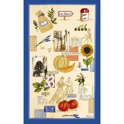 Beauville Plein Sud Tea Towel