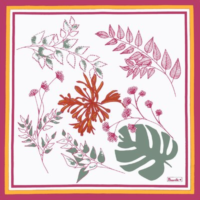 Beauville Agapanthes Napkin