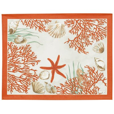 Beauville Corail Placemat