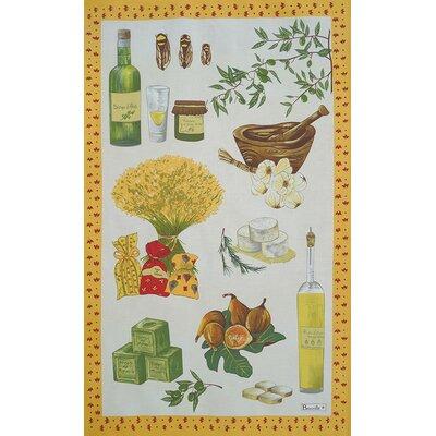 Beauville St Paul Honey Tea Towel