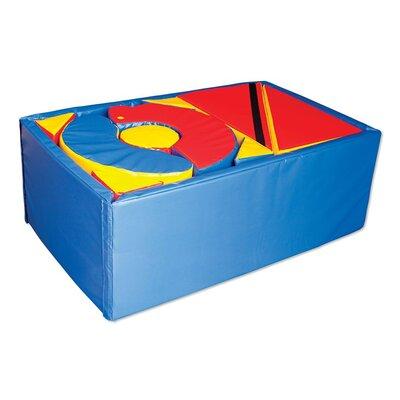 Edtech Soft Rocker Toy Storage Bench