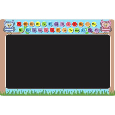 Inspirational Playgrounds Wall Mounted Chalkboard