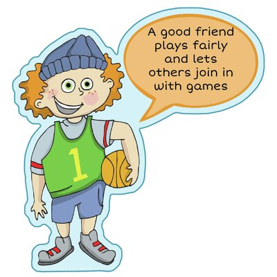 Inspirational Playgrounds Good Friend Outdoor A Wall Plaque