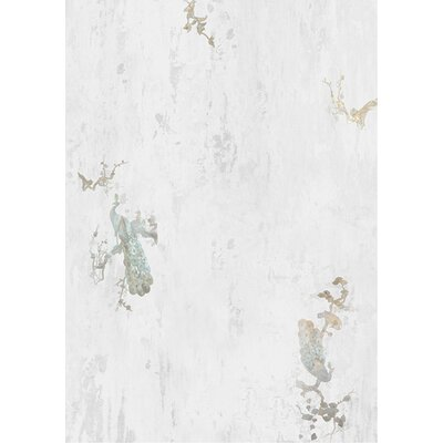 Ellipopp Fabry Perot 3.12m L x 280cm W Roll Wallpaper