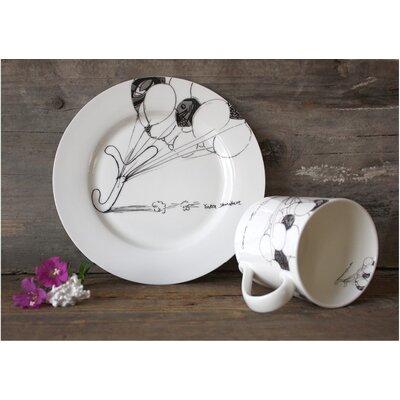 Ellipopp Yinka Shonibare 20cm Side Plate