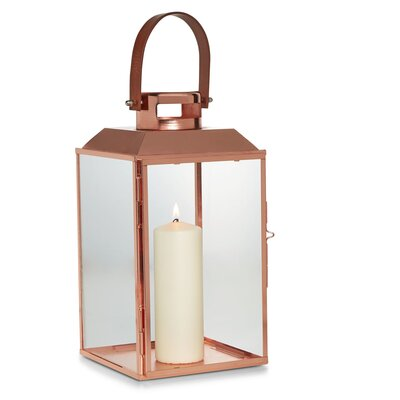 PureDay Windlicht Schein aus Metall und Glas