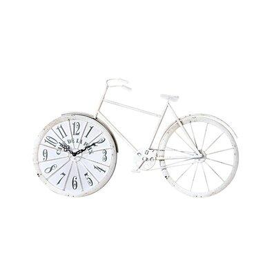 PureDay Wanduhr Fahrrad