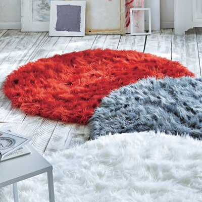 PureDay Teppich in Rot