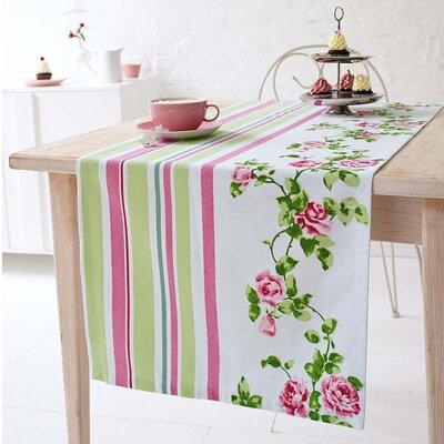 PureDay Tischläufer Roxanum aus 100% Baumwolle