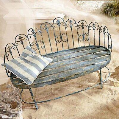 PureDay 2-Sitzer Gartenbank aus Metall