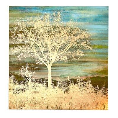 PureDay Wandbild Willow, Kunstdruck