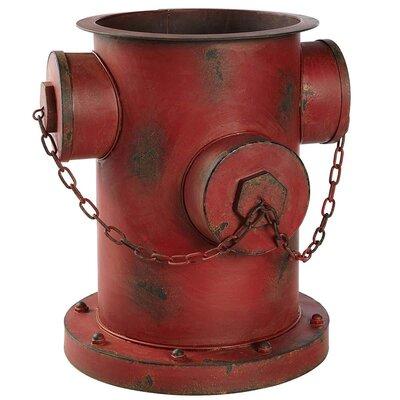 PureDay Runder Blumentopf Hydrant