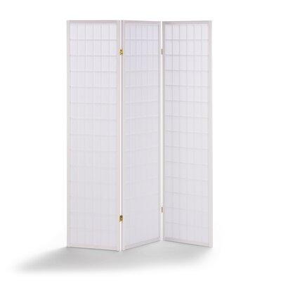 PureDay Raumteiler Fleece, 3-teilig, 178,5 x 132 cm