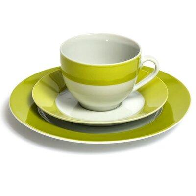 PureDay 18-tlg. Kaffeeservice Allegra aus Porzellan
