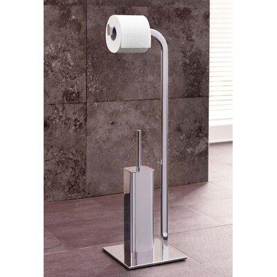 PureDay Freistehendes Toilettenbürsten-Set