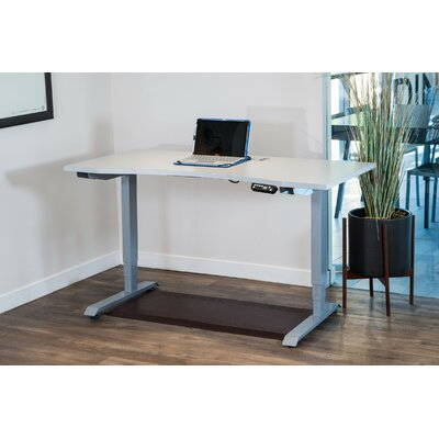 Adjustable Standing Desk Finish: White