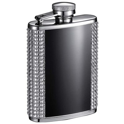 Amanda Bling Hip Flask