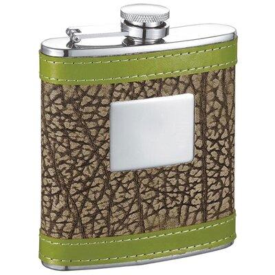 Grove Leather Hip Flask
