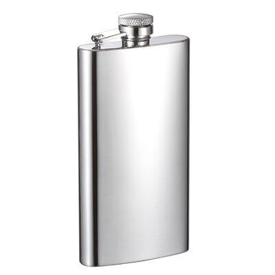 Trim Stainless Steel Liquor Flask Finish: Mirrored