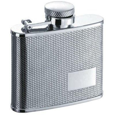 Sparkle Diamond Stainless Steel Hip Flask